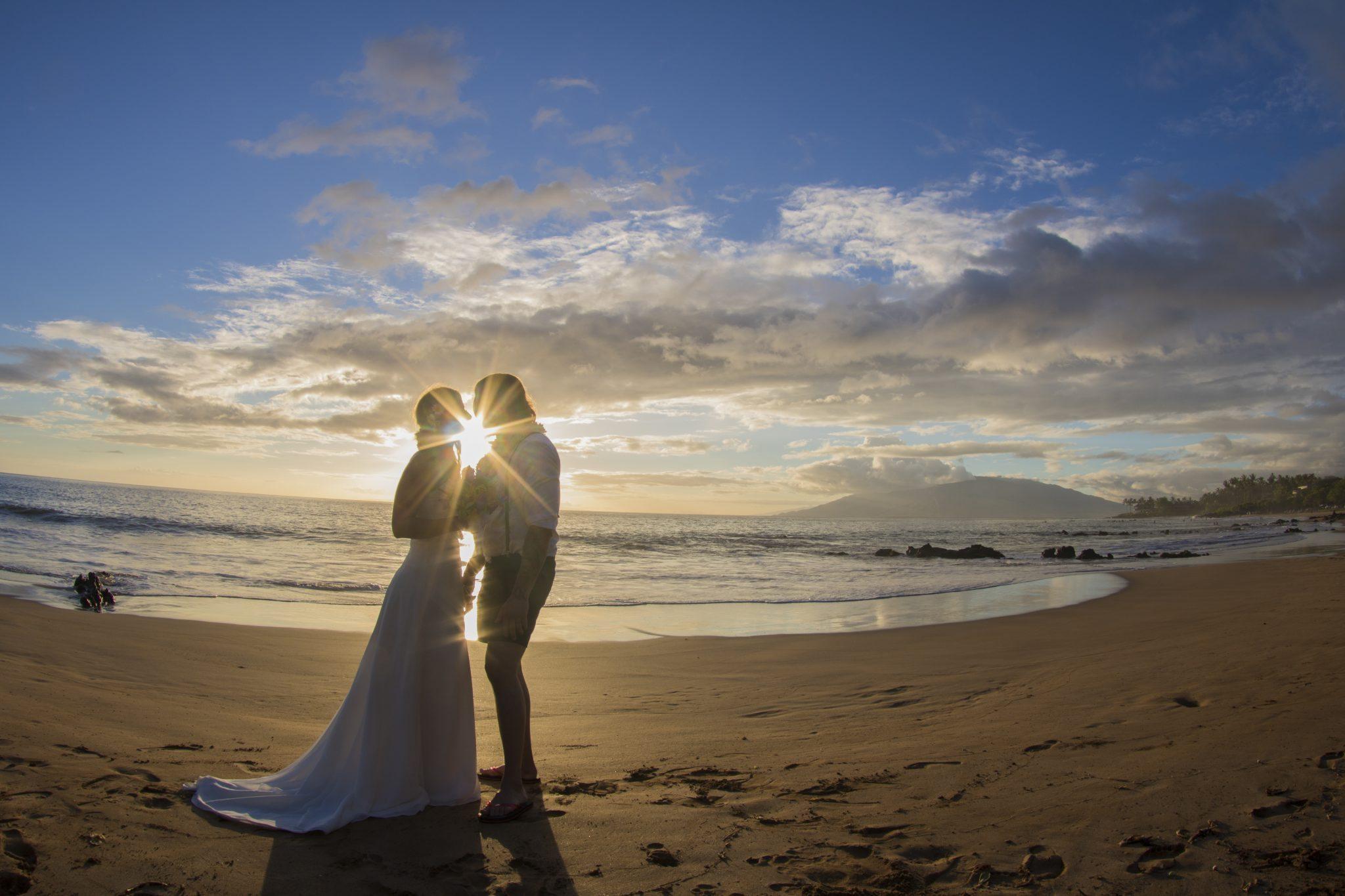 Photography maui wedding