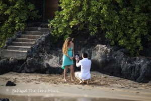 maui photographer, proposal