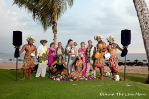 Maui Traditional Hawaiian Wedding