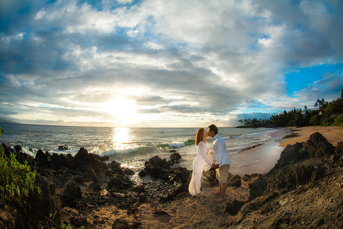 engagement photos_ Behind The Lens Maui