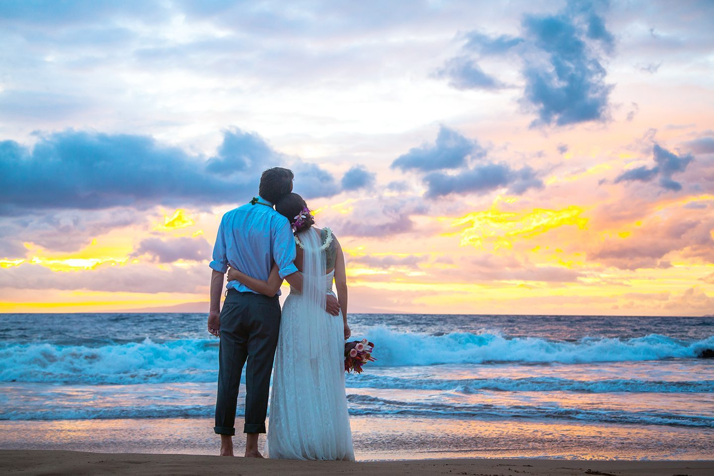 hawaii wedding photographer _behind the lens maui
