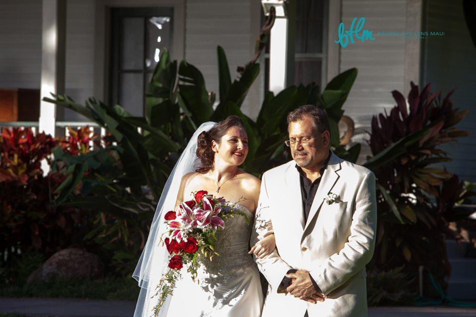maui beach wedding_009 Behind The Lens Maui