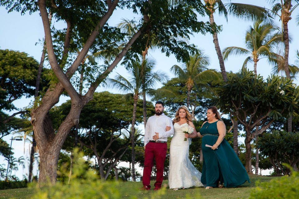 Maui Wedding day_ Behind The Lens Maui