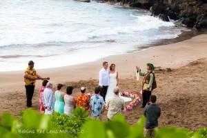 maui beach wedding, maui photographer